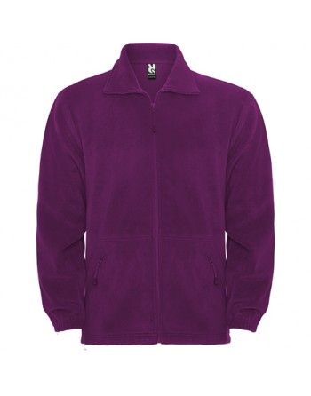 Polar bordado morado